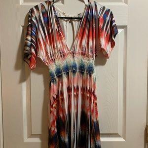 Tie Dye Dress 🎨